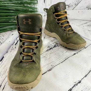 "Under Armor UA Infil GORE-TEX 7"" Tactical Sample Boots Nylon Men's size 9"